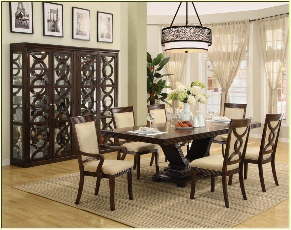 Rustic Dining Table Centerpieces Ingenious Desain Meja Ide Dekorasi Rumah Furnitur Ruang Makan