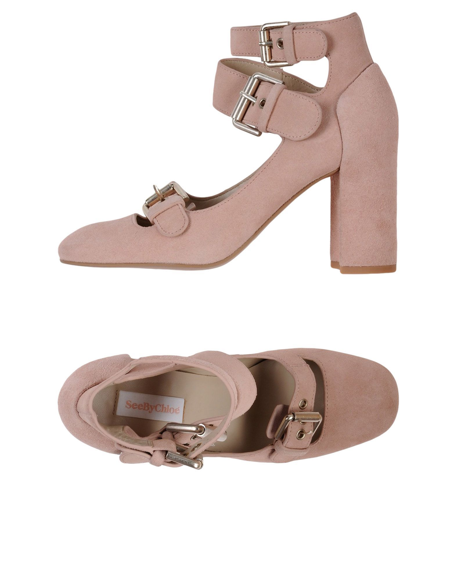 See By Chloé Pump - Women See By Chloé Pumps online on YOOX United States - 11131331BT