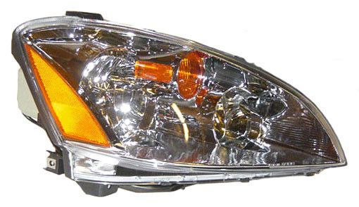 2002-2004 Nissan Altima Headlamp RH W/ Hid Lamp Altima 02-04