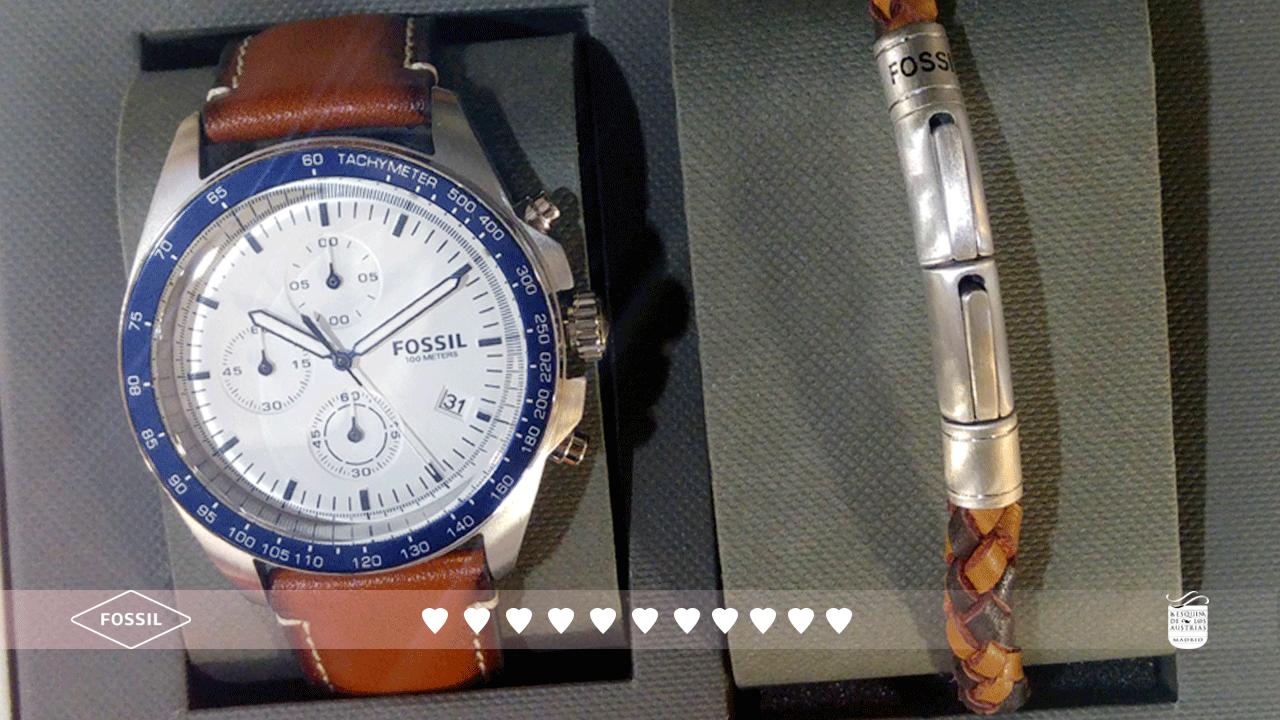 ¡Regalos que enamoran para el día más especial del año! Llévate estos exclusivos regalos y sets para San Valentín. En La Esquina de los Austrias podrás encontrar mil ideas para sorprender a tu pareja. #sanvalentin #amor #fossil