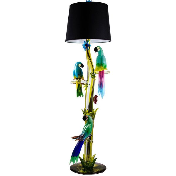 Zanetti murano murano glass parrot floor lamp 18630 liked on zanetti murano murano glass parrot floor lamp 18630 liked on polyvore featuring home lighting floor lamps multicolor tree lamp bird floor lamp aloadofball Choice Image