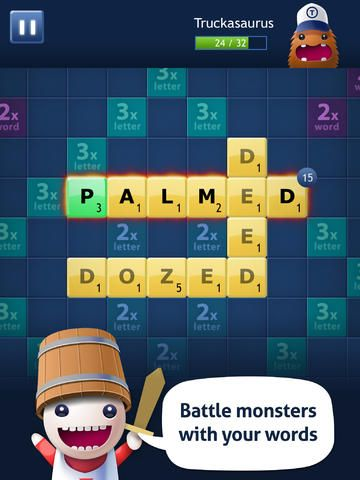 Wayne Petzler   Games   iPad   Words With Monsters $0.00   ver.1.1  $0.99   Words With Monsters is a word game with role playing game elements. Battle monsters with your words and spend their money on shiny hats.There is a ...