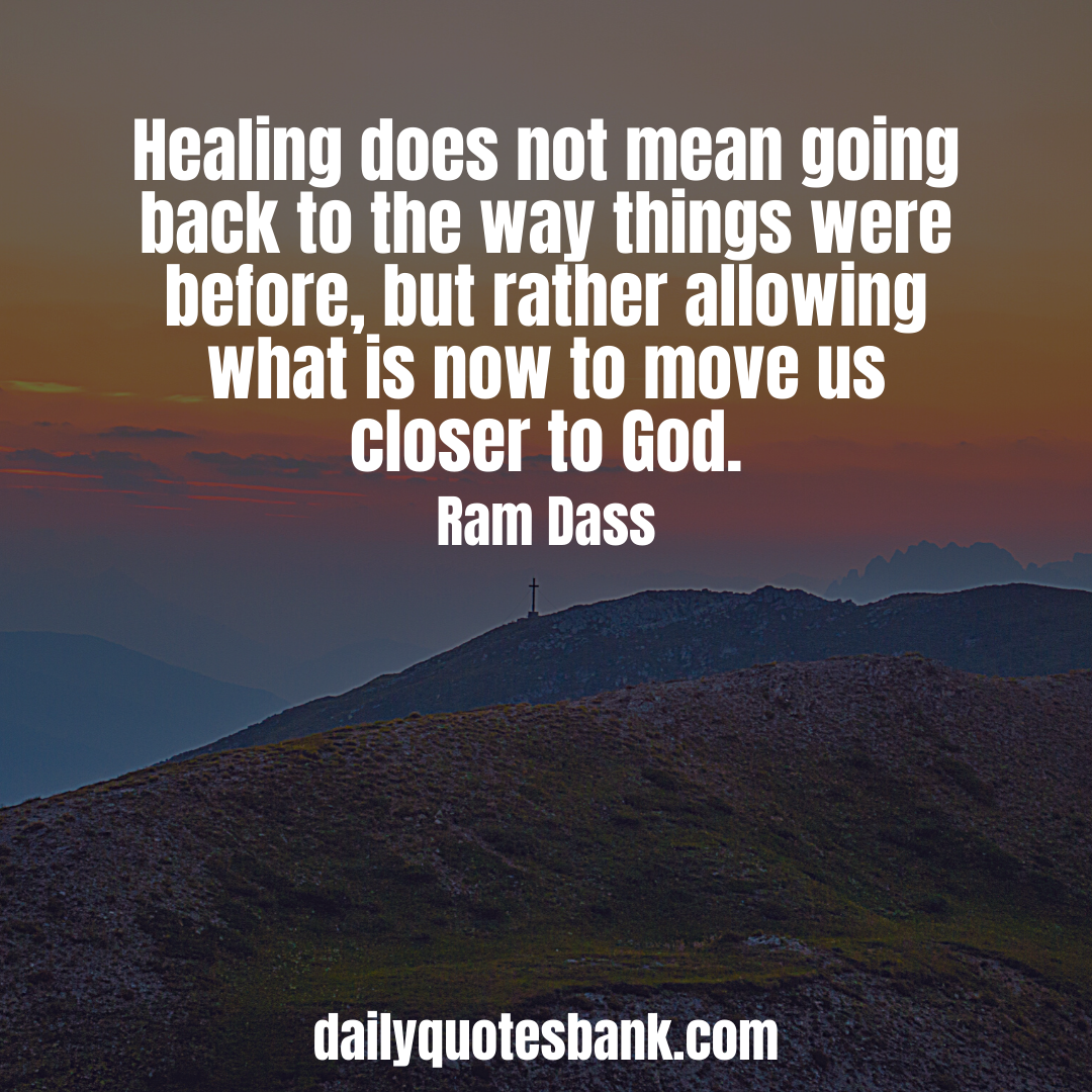 Quote For Healing And Strength