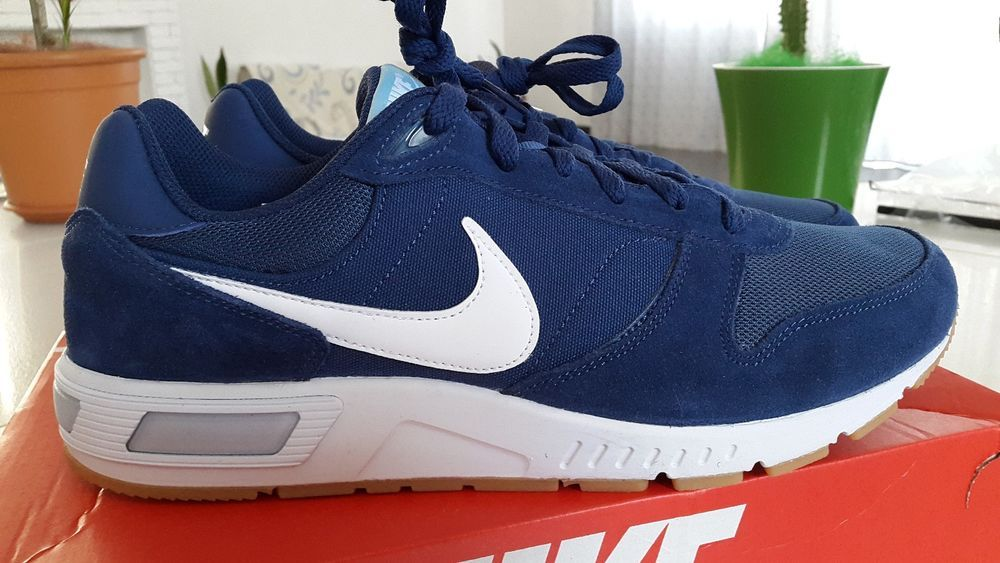 32ff637d25ad7 Nike Nightgazer Sn84 (Sn00) Blue White color Men s Shoes Size US 11 UK 10  EU 45  Nike  RunningCrossTraining