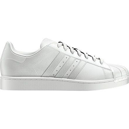 witte adidas sneakers superstar heren