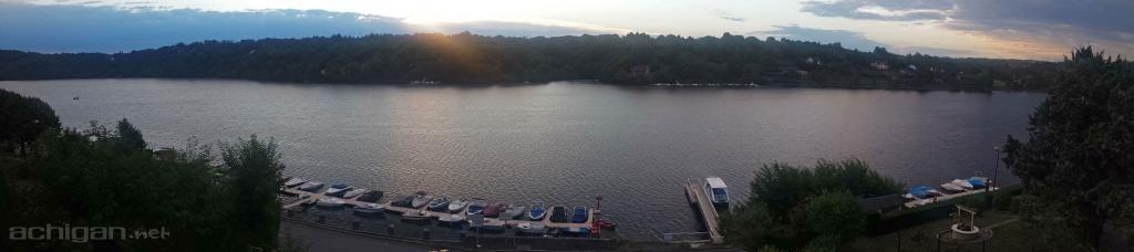 Le lac d'Eguzon - Creuse