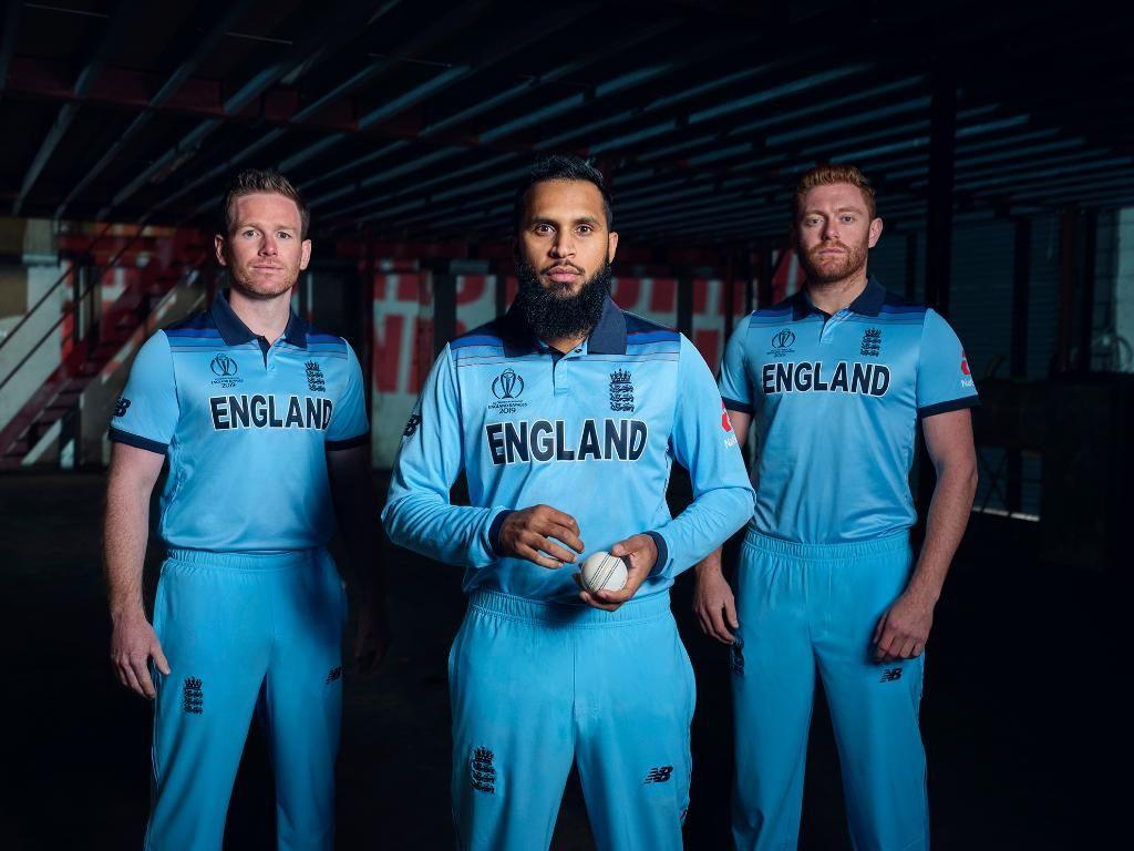 England Cricket Team Have Unveiled Their Kit For The World Cup England Cricket Team World Cup Cricket Teams