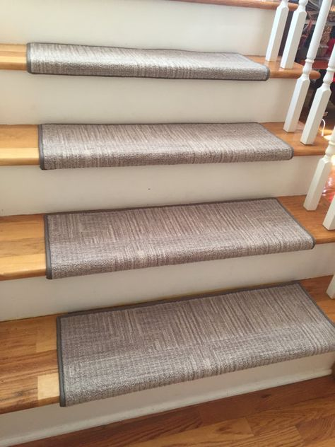 Best True Bullnose™ Carpet Stair Tread By Bullnosestairtreads 400 x 300