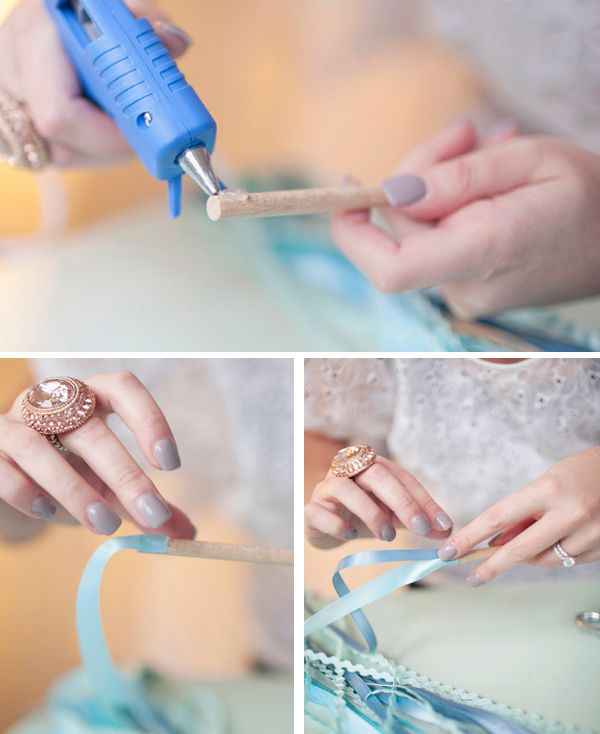 How To Make Ribbon Wands For Weddings DIY Guide
