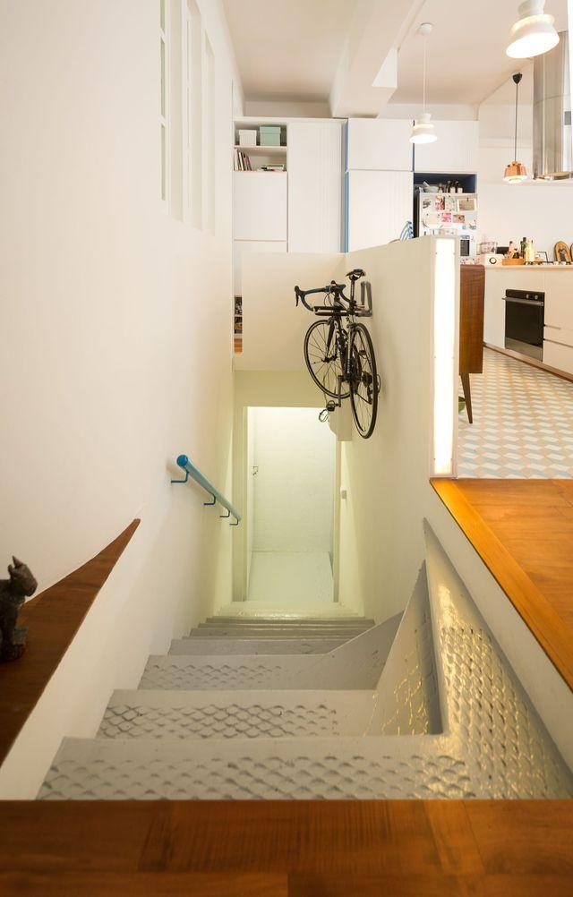 Appartement Singapour : un 90 m2 aux cloisons amovibles