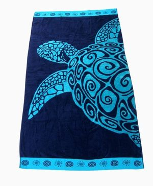 Extra Large Beach Towels.Extra Large Beach Towels Navy Turtle From Www