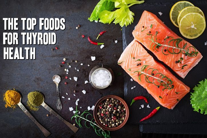 Your thyroid regulates nearly every major metabolic function in the body. Here are several key nutrients and the top foods for healthy thyroid. #Exerciseandyourthyroid