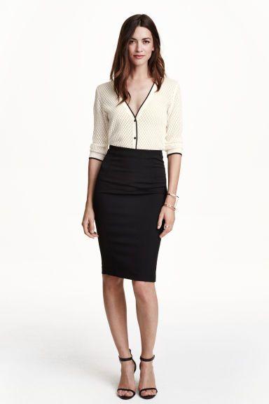 wholesale dealer 7b52a 38886 Gonna a tubino   H&M   hostess   Gonna a tubino, Gonne e ...