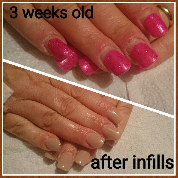 Sns nails infills | They nailed it | Pinterest | Sns nails, Sns ...
