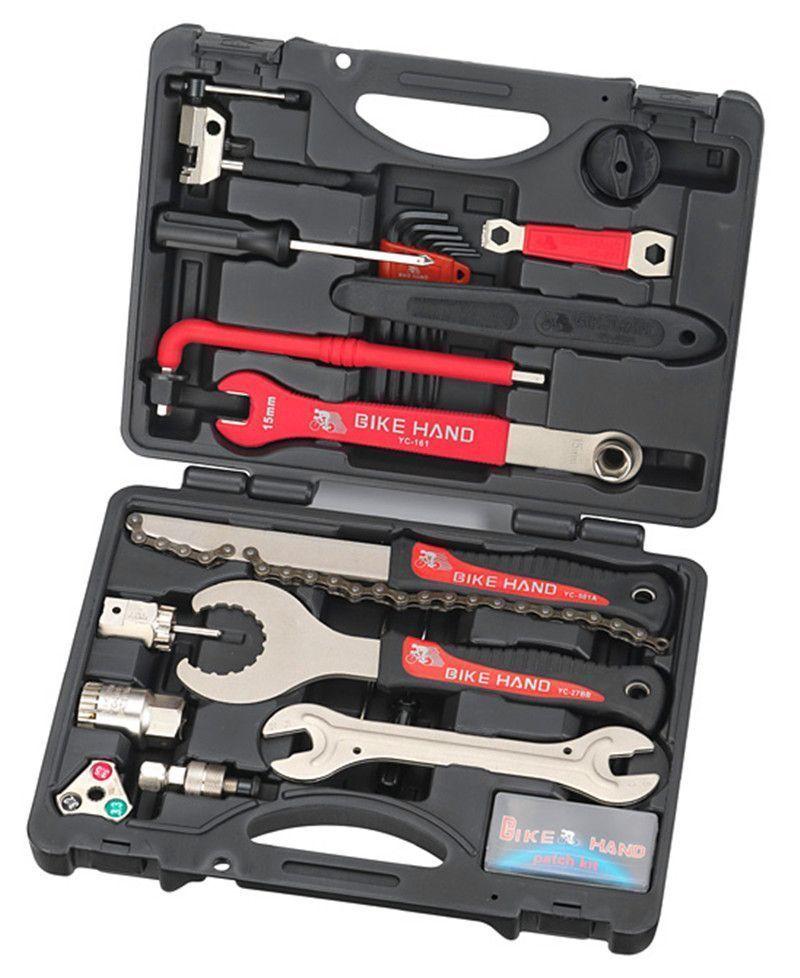 Bike Hand Box Tool Kit Repair Tool For Bike Mountain Bike Electric