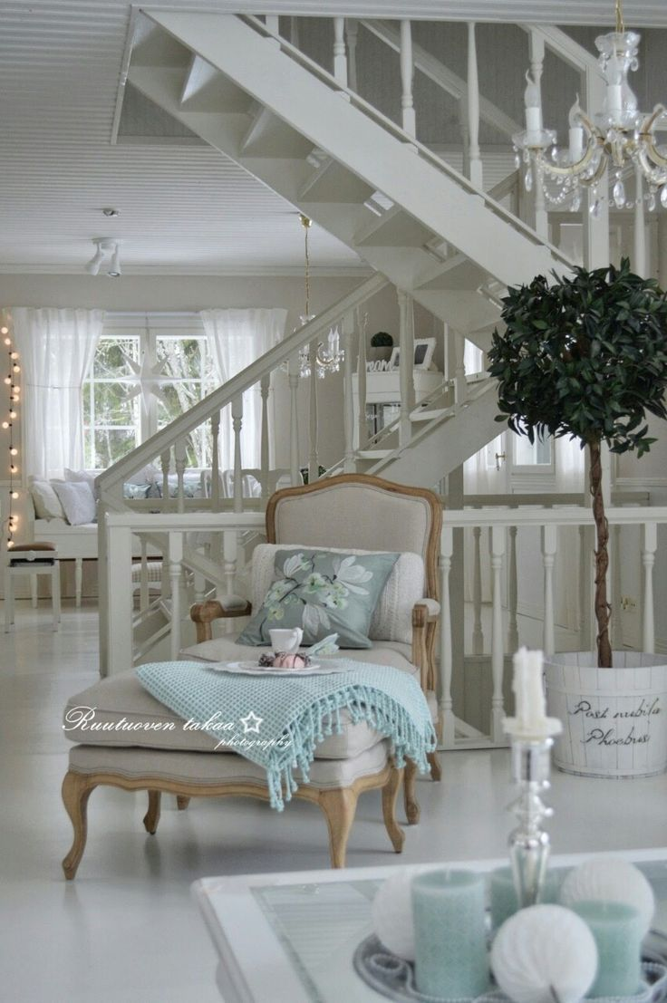 Shabby chic style, similar to the vintage or cottage style, is well-liked  as a very friendly decor that can enhance the interior beauty of your living  room.
