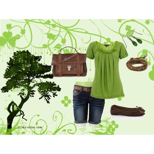 Love green!