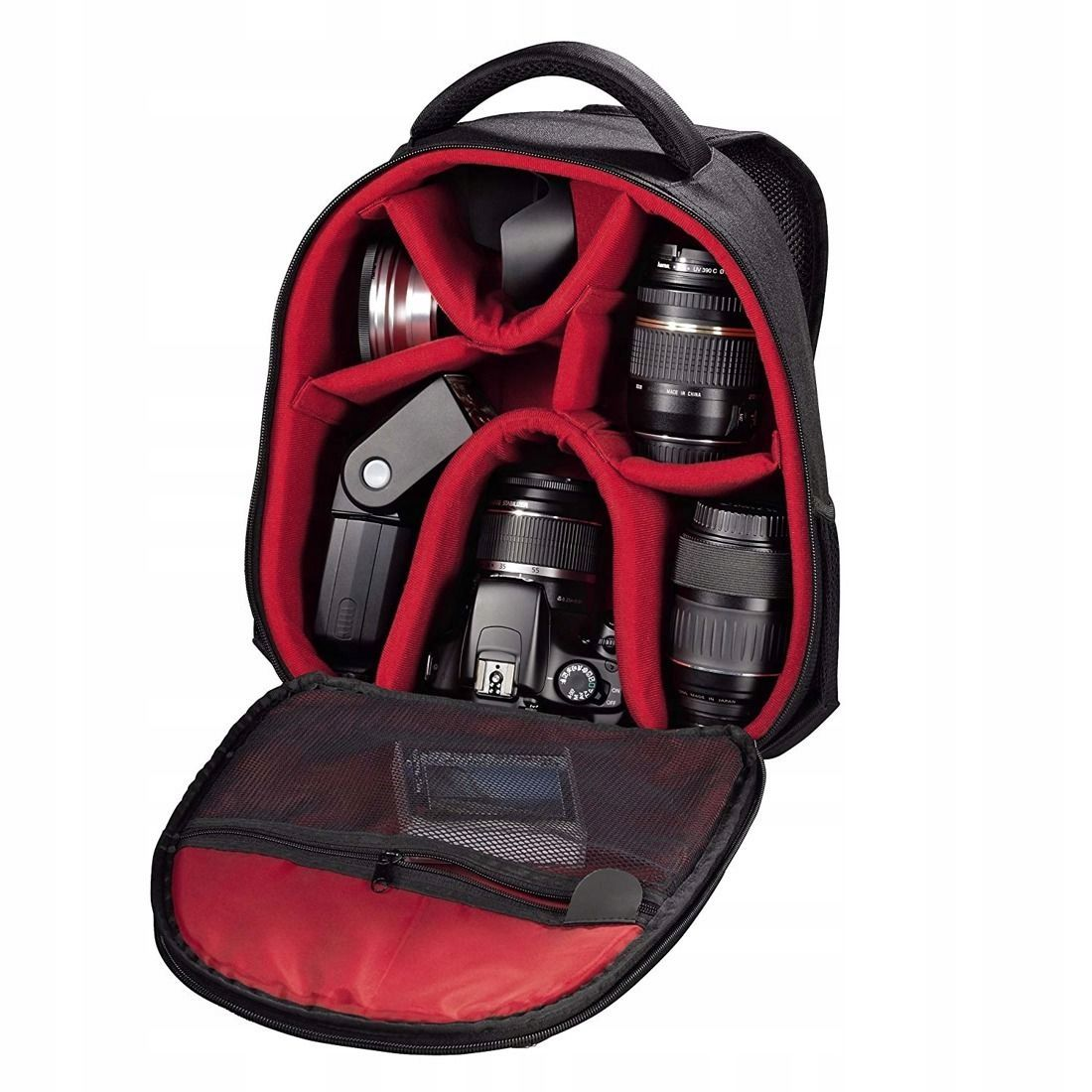Plecak Fotograficzny Hama Do Aparatu Nikon Canon 7843614688 Oficjalne Archiwum Allegro Camera Bag Bags Camera