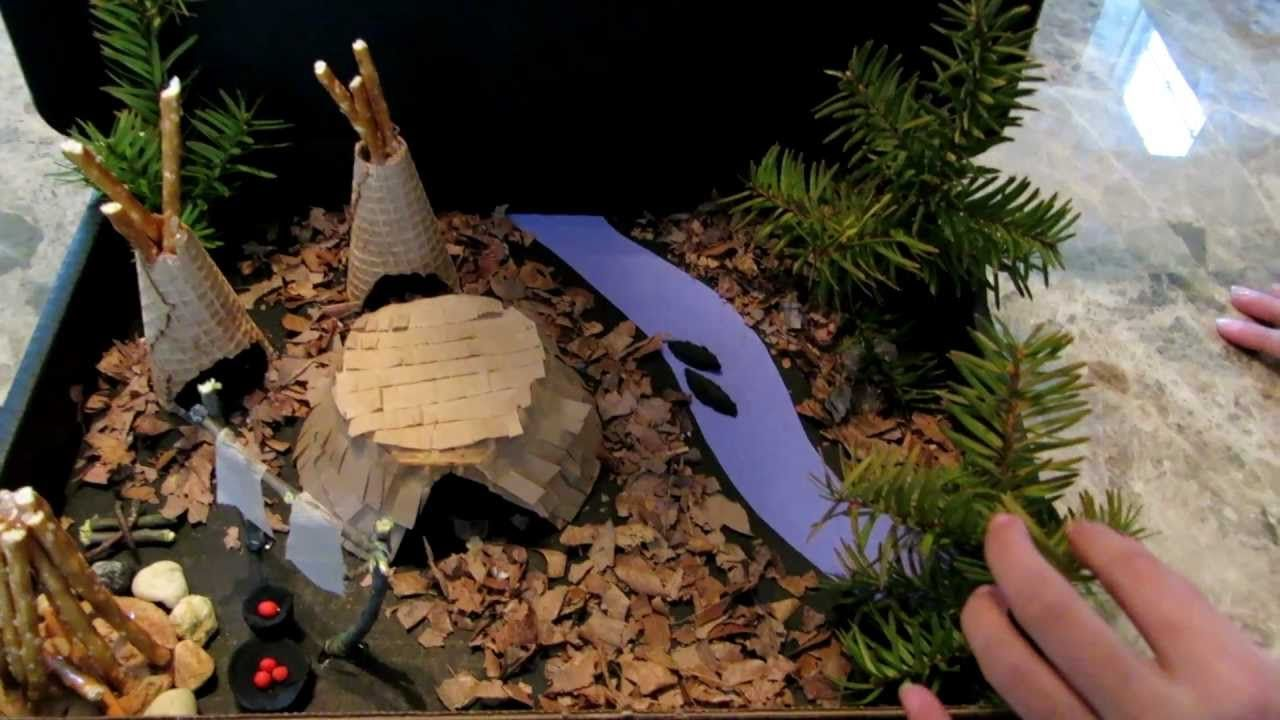 Lenape indian village diorama ed social studies pinterest lenape indian village diorama publicscrutiny Image collections