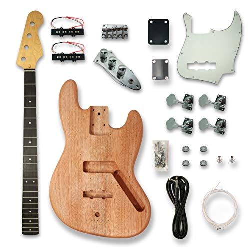 Diy Electric Guitar Kits For Jass Style Bass Guitar Best Offer Instrumentstogo Com Electric Guitar Kits Diy Electric Guitar Guitar Diy