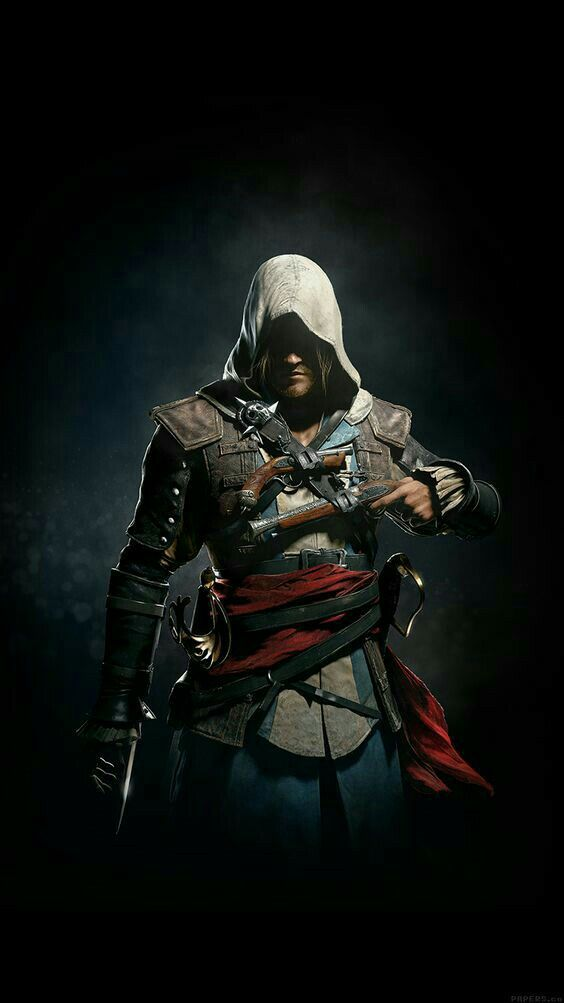 Not Only A Pirate But Also An Assassin