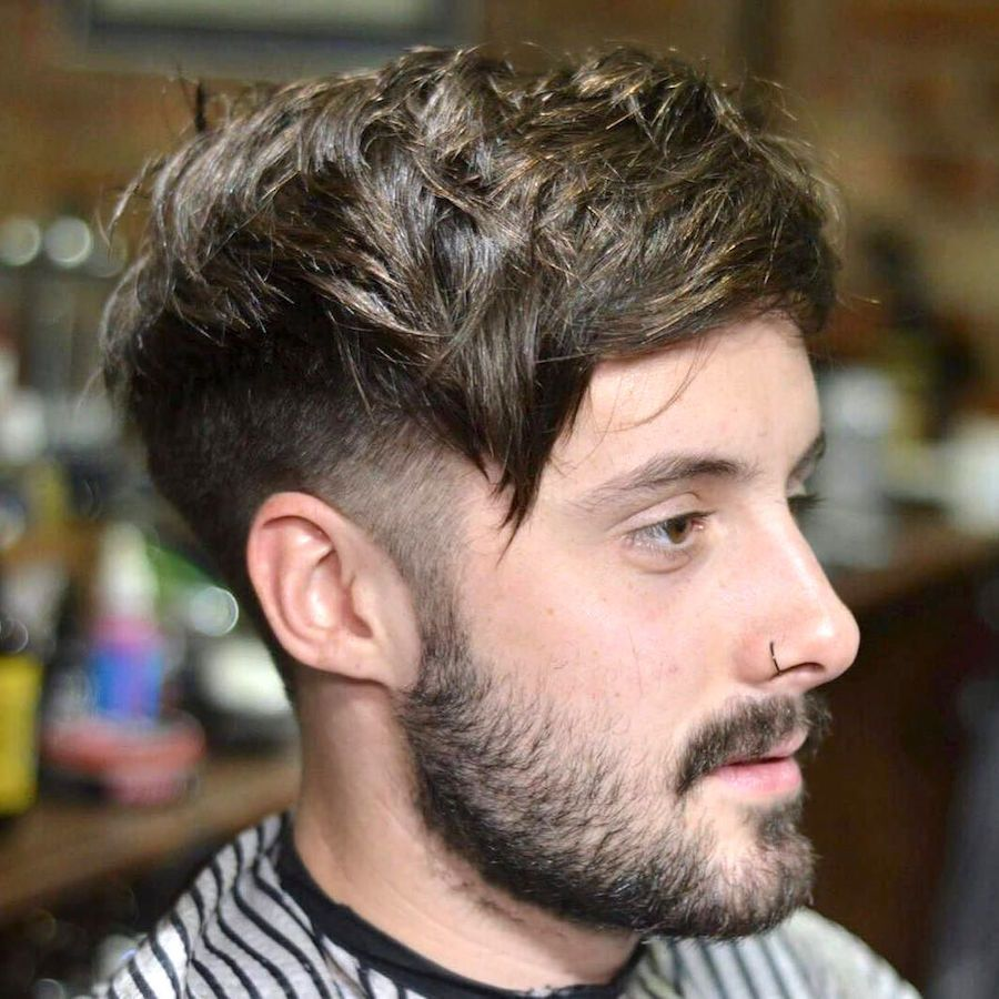 Mens short undercut haircut  new haircuts for men   haircuts men hairstyles and mens hair