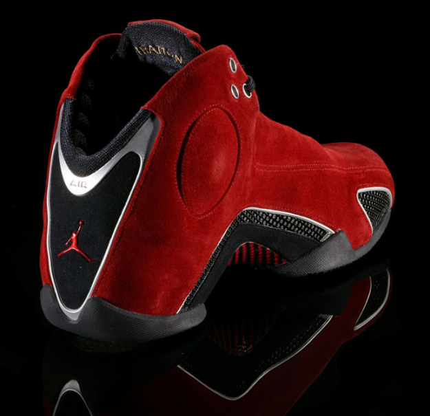 384672cc0e51 Air Jordan 21 (XX1 or XXI) - Varsity Red   Metallic Silver - Black ...
