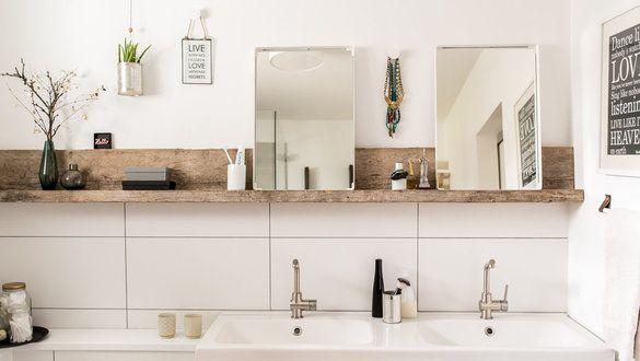 Die schönsten Badezimmer Ideen | Schöne deko, Deko ideen und Badezimmer