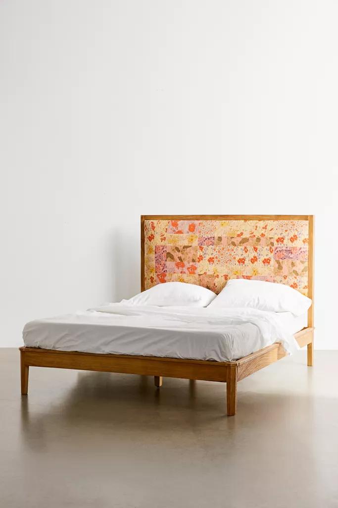Home Goods Bed Frames : goods, frames, Cecilia, Wooden, Frames,, Headboard