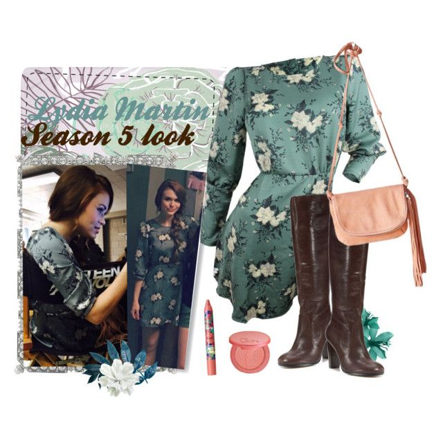 """""""Lydia Martin 5x05 A Novel Approach"""" by saniday ❤ liked on Polyvore"""