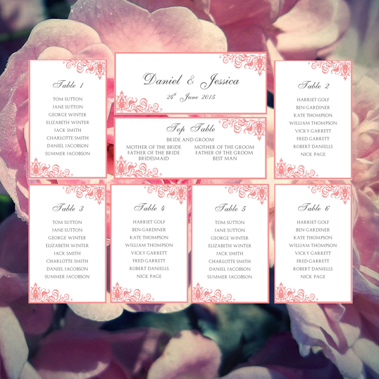 Diy Table Plan Kit Easy To Emble Simply Edit Print Then Get