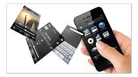 Sistema inalámbrico Hi-Fi para Android™  NP3900/12