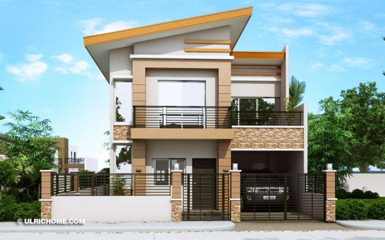 Contemporary house design storey bedroom plans modern also best dream images rh pinterest