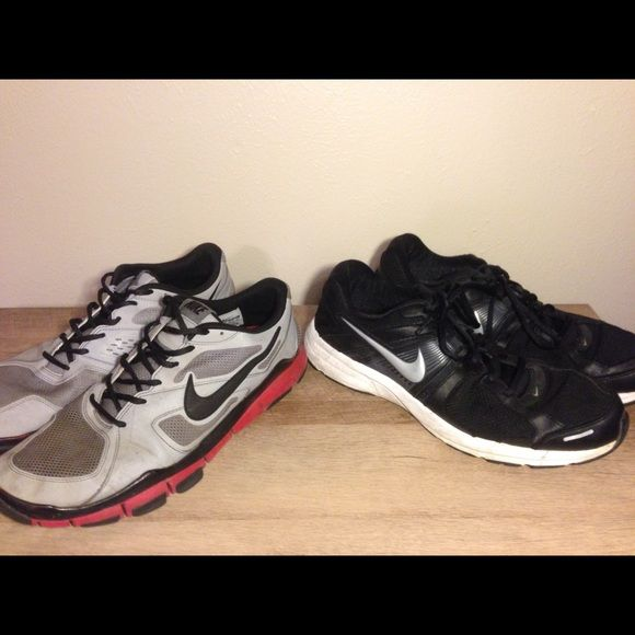 ❗️BOGO❗️Nike Men's Running Shoes But one get one HALF OFF! TWO size
