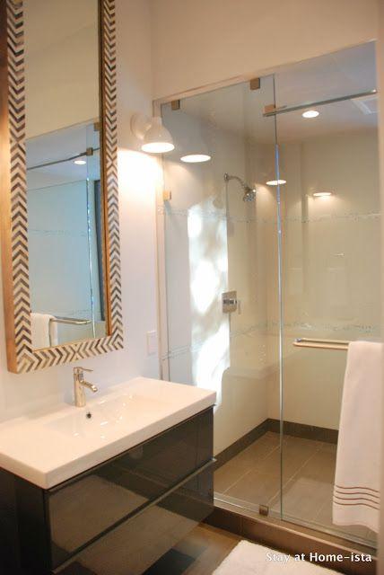 Best Ikea Bathroom Vanities In A Modern Bathroom With Tall West 640 x 480