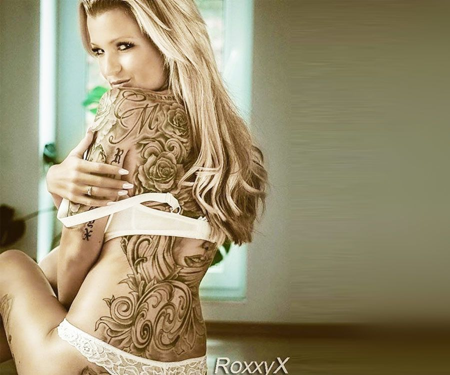 Roxxyx Tattoo