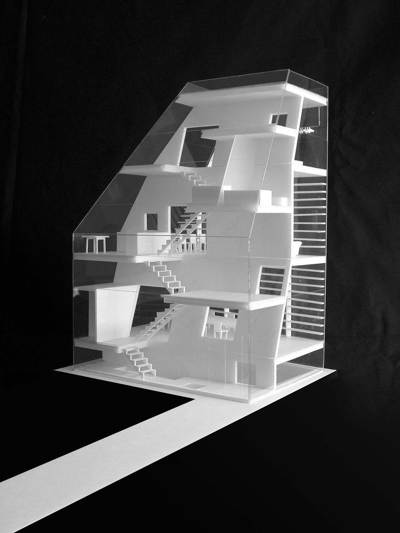 House atelier bow wow 3dmodels sketches pinterest for Architecture house models
