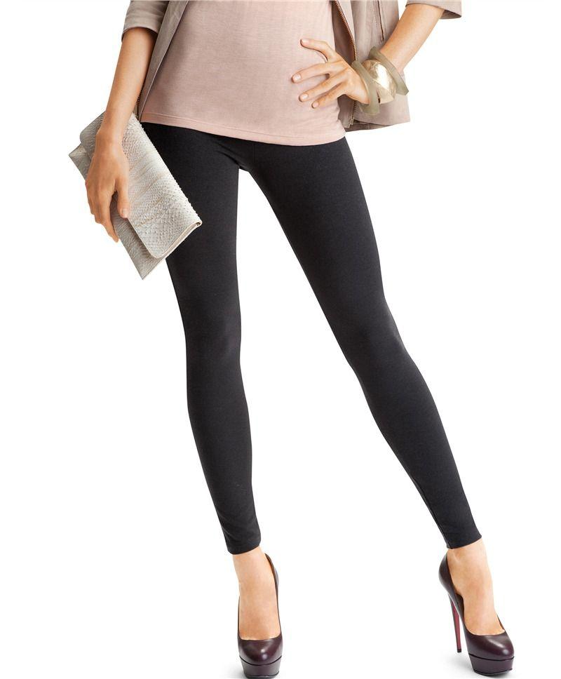 HUE Ultra Tummy Shaping Leggings (U12925W), HUE Shaping Leggings | Womens' Shaping Leggings
