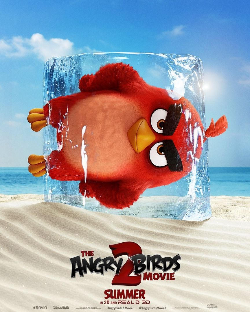 Angry Birds 2 Movie Trailer Https Teaser Trailer Com Movie Angry Birds 2 Featuring The Vocies Of Jason Sudeiki Angry Birds Movie Angry Birds Full Movies