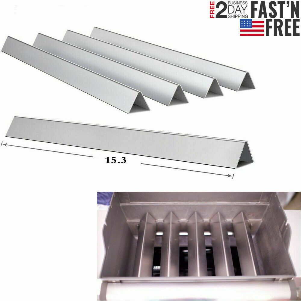 Flavorizer Bars For Weber Spirit 7636 Bbq Grill Replacement Parts 300 310 E310 Doesnotapply Bbq Grill Bbq Sale Stainless Steel Bbq