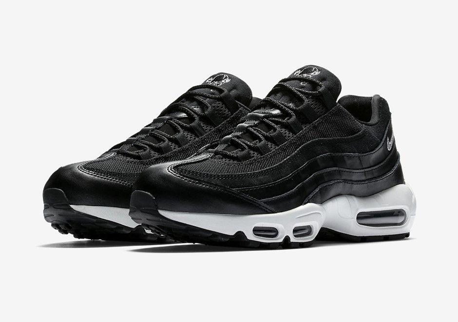 check out d8cdc 937e6 Nike Air Max 95 Premium Skulls | Nike Shoes | Nike air max ...
