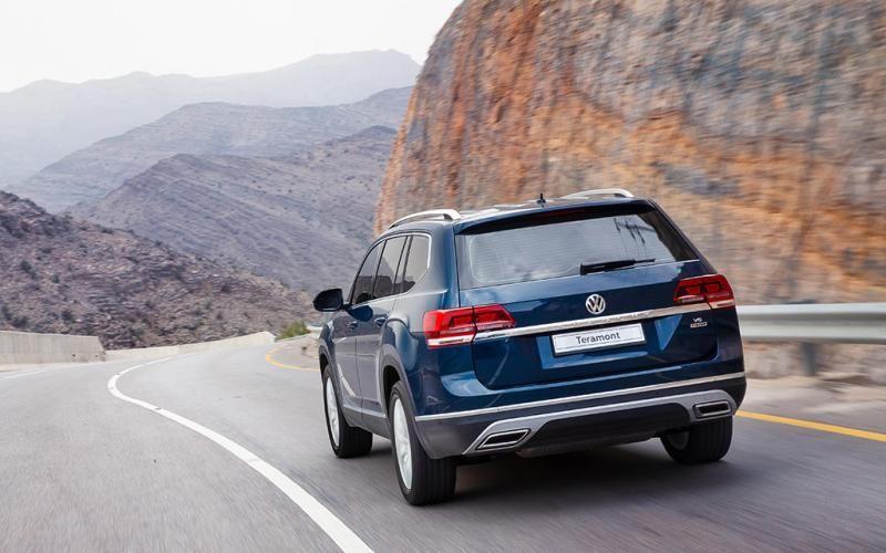 Volkswagen Teramont Sel 2020 Volkswagen Sport Utility Vehicle Four Wheel Drive