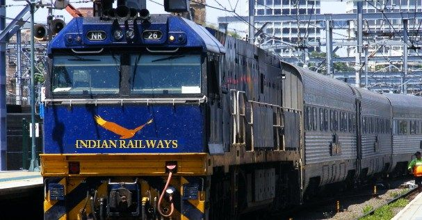 IRCTC – Offers Innumerable Facilities to Make Your Train Travel Convenient    Train, Train tracks, Train running status