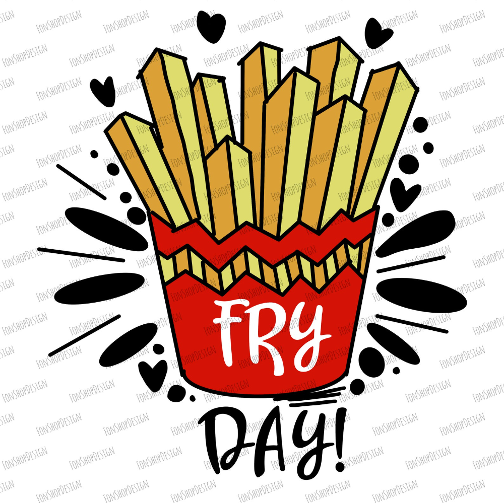 Fry Day Png Small Fry Baby Png Files For Sublimation French Etsy In 2021 How To Draw Hands Fry Baby Tree Art