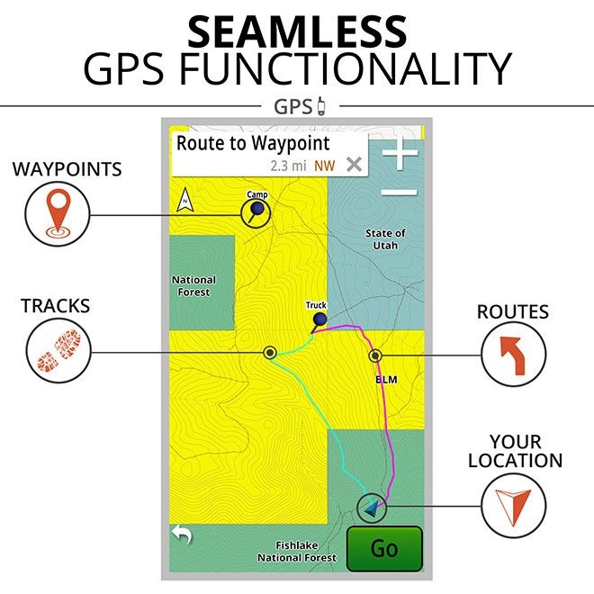 Public Hunting Land Wisconsin Map.Hunt Colorado Public Private Land Ownership Topo Maps For Garmin Gps