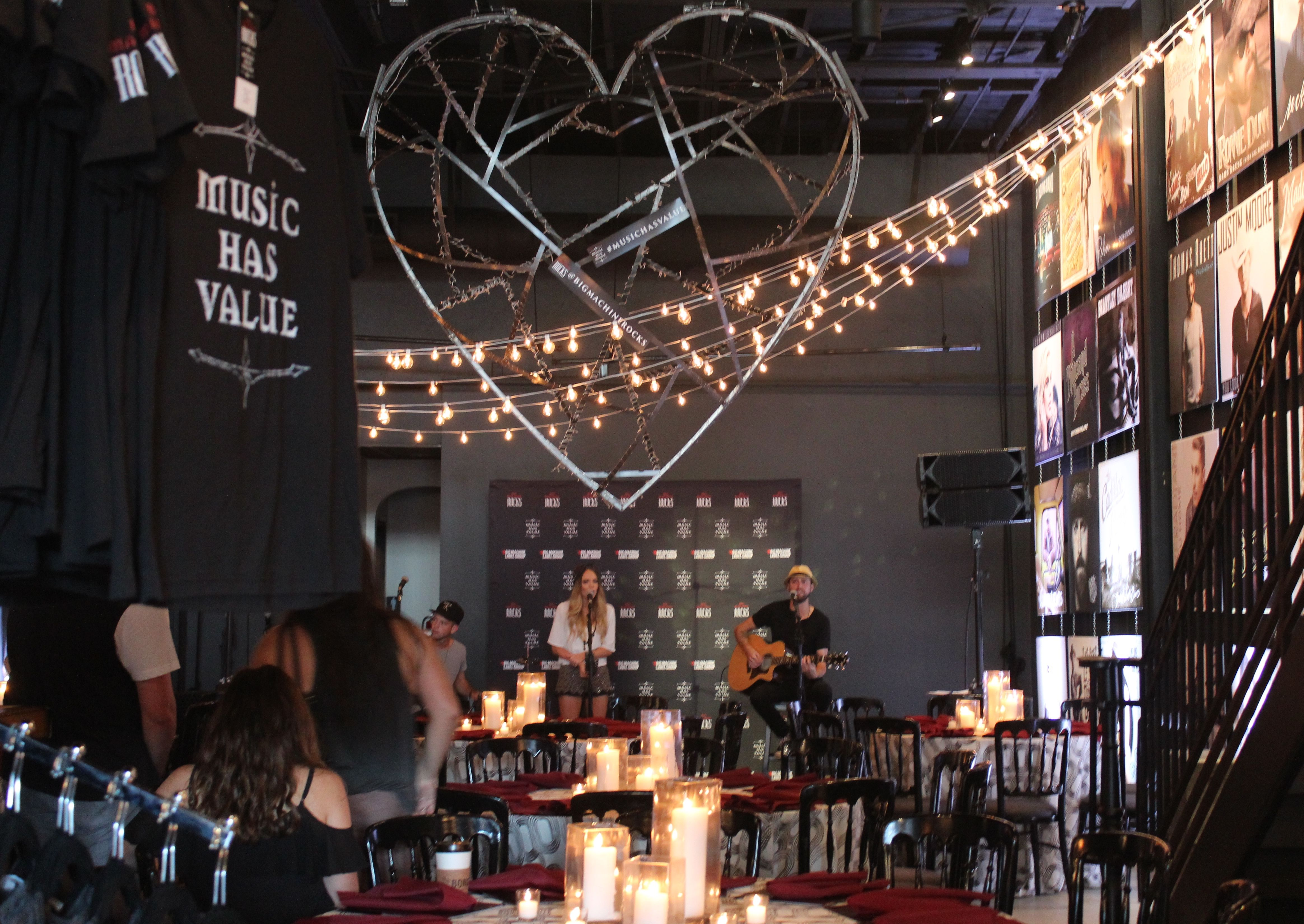 music industry events Nashville event planning event