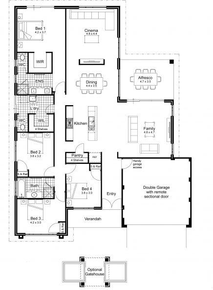 Display Homes Perth Jolie House Design Celebration Homes House Floor Plans Luxury House Plans House Plans