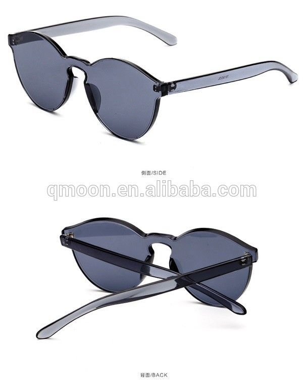 very popular design candy color red sunglasses new model goggles - Buy Candy By Color