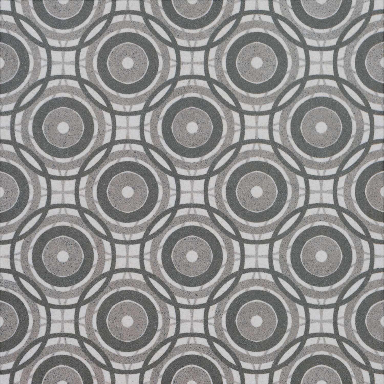 Graue Patchwork Fliesen | Bodenfliese Vintage Mix 25x25 ▻ Günstig ...