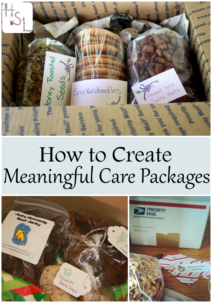 Basic Training Care Package (would be good for any type of ...